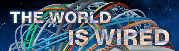 The world is wired by members of ICF