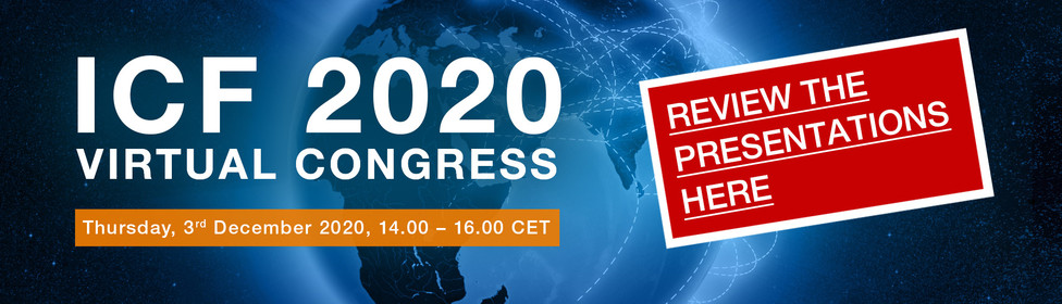 ICF Virtual Congress 2020 - review presentations
